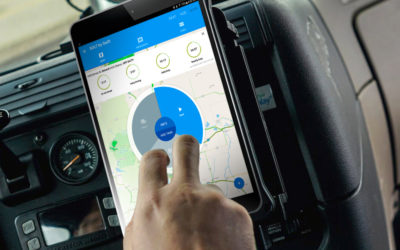 Swift Transportation Boosts Driver Productivity with Blue Dot App