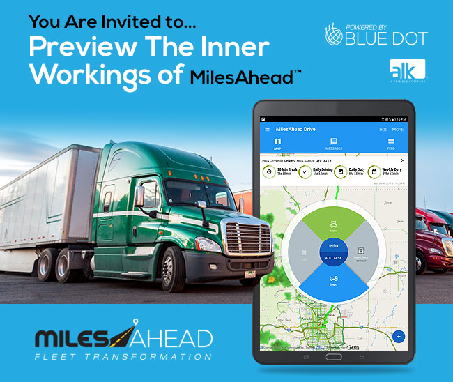 Blue Dot- ALK- Webinar-Trucking Technology